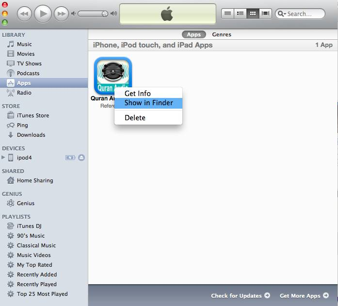 how to turn on file sharing itunes